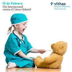 Cada año se diagnostican cerca de 1.400 nuevos casos de niños con cáncer en España de 0 a 18 años. El cáncer infantil es la primera causa de muerte por enfermedad hasta los 14 años. Hoy queremos mandar nuestras fuerzas a nuestros pequeños luchadores. #PequeñosHeroés #DíaInternacionaldelCancerInfantil #15deFebrero