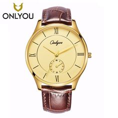 >> Click to Buy << 2017 Wrist Watch Men Watches ONLYOU lover Brand Luxury Popular Famous Male Clock Quartz Watch classical women watch Student  #Affiliate