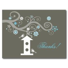 Shop Birdhouse Swirls Postcard created by amykaren. Thank You Postcards, Thank You Cards, Postcard Design, Bird Houses, Swirls, Ceiling Lights, Special Promotion, Price Drop, Link
