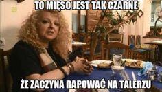 wszystkie memy z neta :v # Humor # amreading # books # wattpad Wtf Funny, Hilarious, Hahaha Hahaha, Polish Memes, Weekend Humor, Funny Mems, Smile Everyday, Meme Comics, Jojo Memes