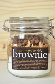 Have a nice brownie!