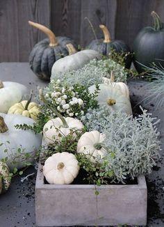 36 Stylish Grey Fall Wedding Ideas | HappyWedd.com