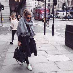 Bloggerin Franelle with munda;rt Style TXL in mint