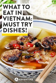What to eat in Vietnam is something that has to be thought about. Most people visit Vietnam and miss out on all the amazing food. Not to mention the...