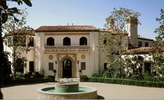 Buster Keaton Estate Beverly Hills