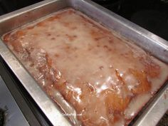 Call Me PMc: Apple Fritter Cake