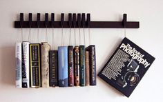 Hanging Book Rack