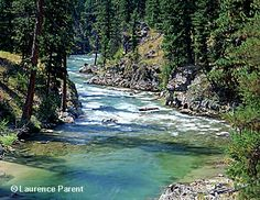 South Fork Payette River, Boise National Forest, ID