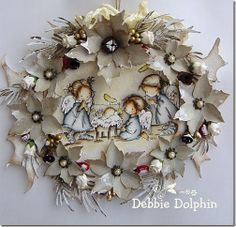 Nativity Angels - LOTVs Ideas to Inspire
