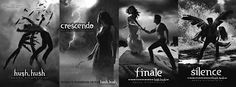 L.M. Potter and A. Nelson: The Hush Hush Series by Becca Fitzpatrick   <!--[i...