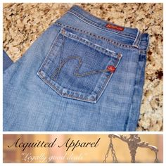 """Citizens of Humanity Ingrid Flair Jeans 31.5"""" ins COH Ingrid stretch low waist flair jeans excellent condition. Approximate 31.5"""" inseam and 7"""" rise. Item location GA Bin 1. Citizens of Humanity Jeans Flare & Wide Leg"""