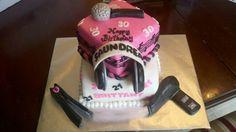Music & Hair all on one cake! 100% edible designs- Bello Divinia Cakes -  Charlotte, NC -  bellodiviniacakes@yahoo.com