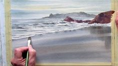 watercolor  - YouTube