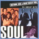 Wcbs FM: Motown, Soul and Rock N Roll - Soul [CD]