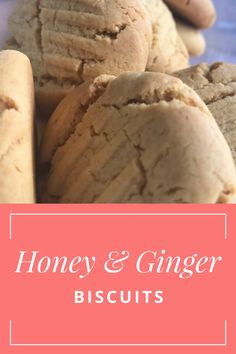 Honey Biscuits are the type of 'basic' biscuit that can be whipped up in ten minutes and out of the oven within Cake Stall, Ten Minutes, Biscuits, Oven, Xmas, Bread, Cookies, Canning, Type