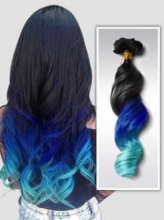 """Details Hair Color: same as pic shown Hair Quality: 100% Indian Virgin Human Hair extensions Avg. Product Life:exceeds 1 year Heat Friendly: Yes Product Description: Wefts:8 Pieces Clips:18 Contents: one 8"""" wide wefts(4 clips) one 7"""" wide wefts(4 clips) two 6""""READ MORE"""