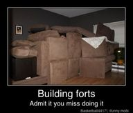 Building a fort