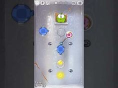 Cut the Rope - Level 3
