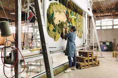 El arte de las alfombras de Alexandra Kehayoglou | itfashion.com