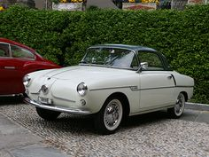 FIAT 600 COUPE - by Carrozzeria Viotti of Turin