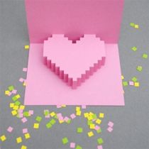 Pixelated popup card & more amazing tutorials