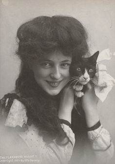 All sizes | EVELYN NESBIT 1901 | Flickr - Photo Sharing!