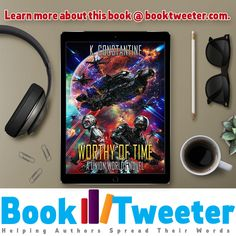 Worthy of Time: A Union Worlds Novel by K. Constantine is in the BookTweeter bookstore. #bktwtr