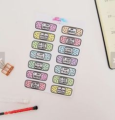 These Beautiful Band Aid Tattoo Sets Are Inspired By Mental Illness