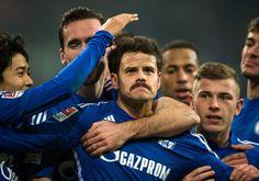 Bilder der Partie Schalke gegen Mainz.