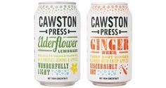 FoodBev.com | News | Cawston Press adds elderflower lemonade and ginger beer to adult offering