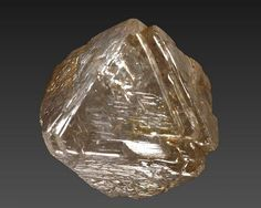 Diamond - Democratic Republic of the Congo Minerals And Gemstones, Rocks And Minerals, Natural Gemstones, Uncut Diamond, Rough Diamond, Gem Diamonds, Colored Diamonds, Birthstone Gems, Stones And Crystals