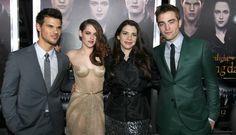 FOTOS: el estreno de Amanecer 2 que pone fin a la saga de Crepúsculo