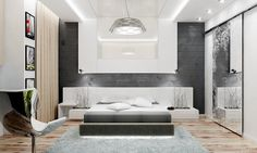 proiectare, studio, ia un colț, colț, modern, stil, interior, apartament, confort, confort, armonie, pace, libertate, spațiu, dormitor