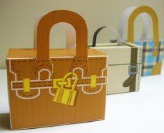 DIY Candy Box  PDF 300dpi digital sheets Lovely 3 by KarKarStyle, $3.00