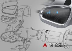 Autodesk AutoCAD Mechanical 2018 ISO   4.1 Gb Languages: english & russian  Autodesk Inc., a world leader in 3D design software for entertainment, natural resources, manufacturing, engineering, construction, and civil infrastructure, announced the release of AutoCAD Mechanical 2018, is AutoCAD software for manufacturing, purpose-built to accelerate the mechanical design process. It includes all the functionality of AutoCAD, plus a comprehensive set of tools for automating mechanical…