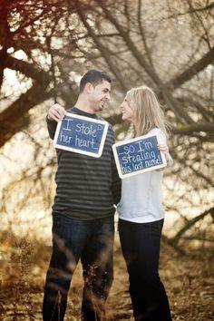 Engagement photo ideas!