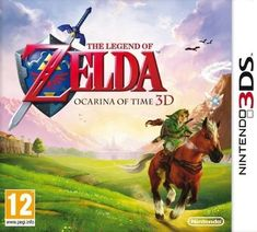 Buy Legend of Zelda: Ocarina of Time on at Mighty Ape NZ. The Legend of Zelda: Ocarina of Time takes the Nintendo 64 classic - one of the most critically acclaimed games ever made - and. The Legend Of Zelda, Legend Of Zelda Poster, Video Game Posters, Video Games, Wii U, Jeux Nintendo 3ds, Nintendo Games, Arcade Games, Entertainment
