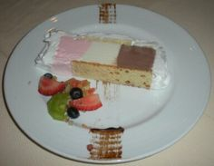 Carnival Cruise Lines - Baked Alaska - Recipe
