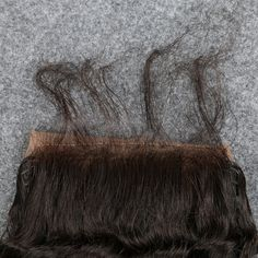 7A Peruvian Kinky Curly Closure,Free Middle 3 Part Closure,Kinky Curly Human Hair Lace Closure Bleached Knots Lace Front Closure