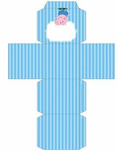 Kit para impressão George Pig