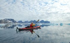 Natural Habitat's Base Camp in Greenland 2 of 7   Greenland's east coast is a primeval frontier, home to tiny, isolated Inuit villages and little else but ice. This August, Natural Habitats debuts Base Camp Greenland at the edge of the Greenland Ice Sheet—second in size only to Antarctica—and the glacial Sermilik Fjord. Days in the arctic tundra are spent navigating the fjord's maze of floating icebergs by zodiac boat, kayaking the Greenland Sea, and scouting Arctic fox, hare, and loon…