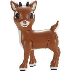 Another gift for the White Elephant Hall of Fame without the urge to re-gift! $7.99 to celebrate the 50th anniversary of Rudolph? I'll say!