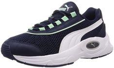Cooler Nucleus Sneaker Unisex Schuh für Erwachsene  (Blau Peacoat PUMA White Mist Green 06). Schöner Freizeitschuh für Damen & Herren dir gerne bequeme und leichte Schuhe tragen. Egal ob für den Alltag oder die Arbeit, die Sneakers kann man überall tragen. #Sneaker #Sneakers #Unisex #Schuh #Schuhe #Freizeitschuh #Halbschuh #Turnschuh #Freizeitschuhe #Turnschuhe #Halbschuhe #Sommerschuhe #Sommerschuh Unisex, Puma, Sneakers, Shoes, Baby, Fashion, Loafers, Trainer Shoes, Don't Care