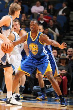 Golden State Warriors 106 - Minnesota Timberwolves 98 (11.16.12)   Harrison Barnes #40