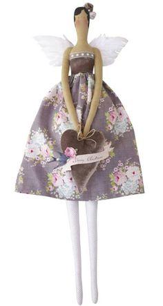 TILDA DOLL FOR SALE | Tilda Vintage Doll Angel Kit - Tone Finnanger - Other Crafts - Tilda ...