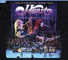 Heart: Live At The Royal Albert Hall With The Royal Philharmonic Orchestra Blu-Ray
