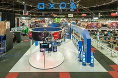 #RageExpo #Gaming #GamingConsole #Xbox360 #Playstation4 #PS4