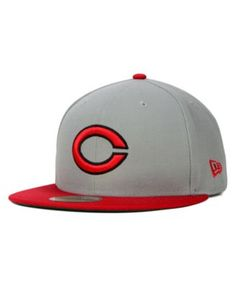 New Era Cincinnati Reds Mlb Cooperstown 59FIFTY Cap