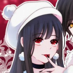 Anime Girl Cute, Anime Art Girl, Anime Love, Kagerou Project, Night Couple, Matching Icons, Couple Pictures, Dark Art, Anime Couples