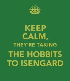 Isengard by roslyn